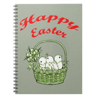 Cuaderno Pascua feliz 4