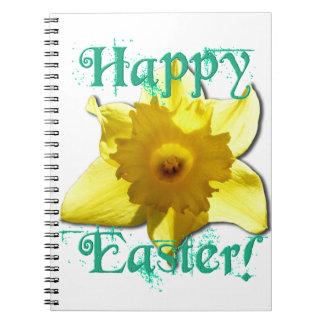 Cuaderno Pascua feliz, narciso 01.2.T