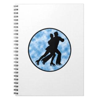 Cuaderno Patín de los pares