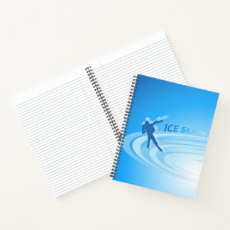 Cuaderno Patinaje de hielo
