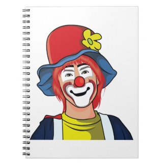 Cuaderno Payaso