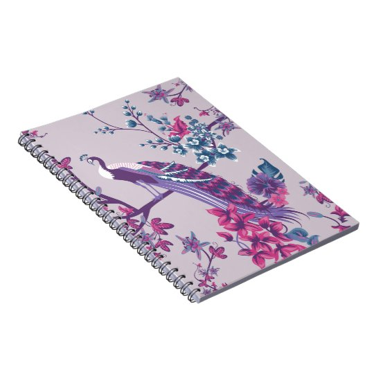Cuaderno Peacock