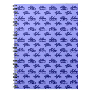 Cuaderno Perfect gift for maths lover - Blue model