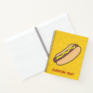 Cuaderno Perrito caliente
