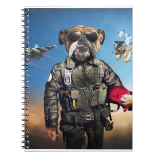 Cuaderno Perro experimental, dogo divertido, dogo