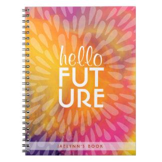 Cuaderno Personalice hola el futuro