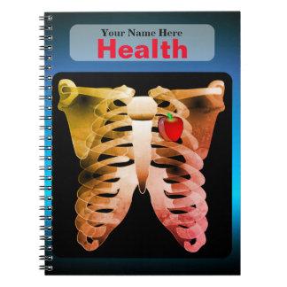 Cuaderno personalizado de la salud