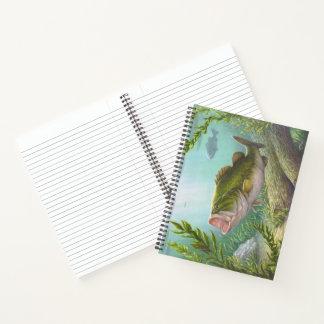 Cuaderno Pescados bajos
