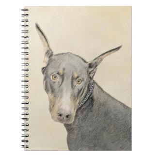 Cuaderno Pinscher del Doberman