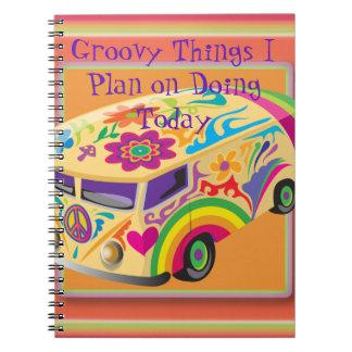 Cuaderno Planificador maravilloso de las cosas
