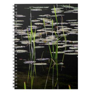 Cuaderno Plantas de agua en A.C. Canadá