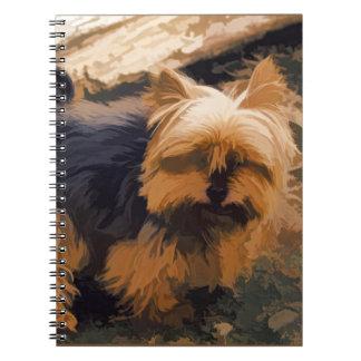 Cuaderno Poco perro   de Yorkie - de Yorkshire Terrier