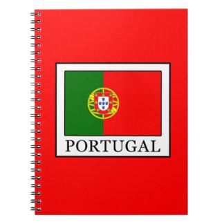 Cuaderno Portugal