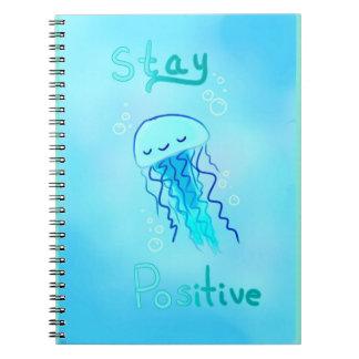 Cuaderno positivo de las medusas de la estancia