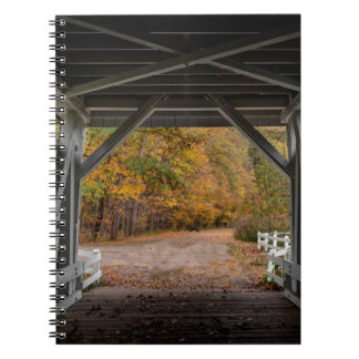 Cuaderno Puente cubierto del camino de Everatt