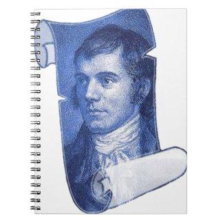 Cuaderno Quemaduras de Robbie