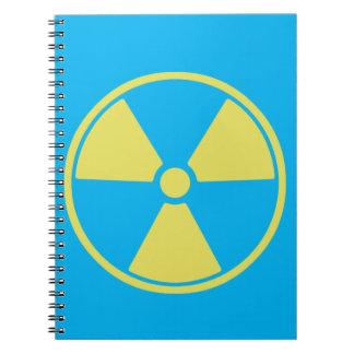 Cuaderno Radiactivo