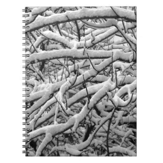 Cuaderno Ramas Nevado