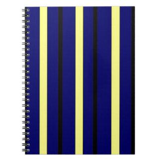 Cuaderno Raya azul marino de Derby