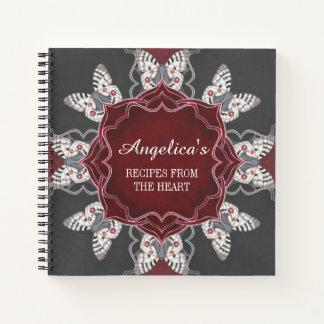 Cuaderno Receta de la mariposa 2 de Apolo