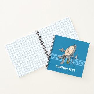 Cuaderno Reloj de relajación