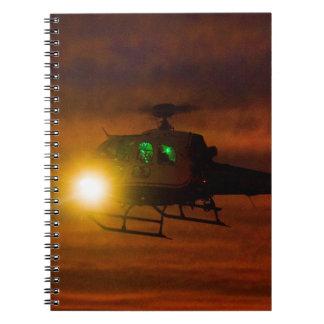 Cuaderno Rescate de la puesta del sol