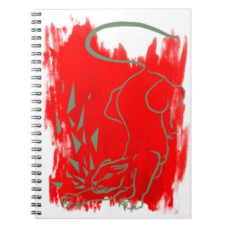 Cuaderno Resplandor