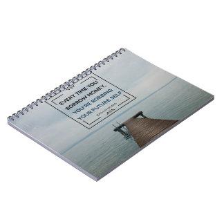 Cuaderno Robo de su uno mismo futuro
