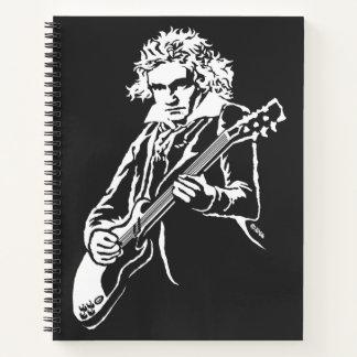Cuaderno ¡Roca de Beethoven!