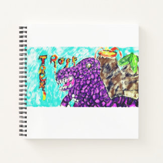 Cuaderno Roca de Trex