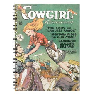 Cuaderno Salto de la vaquera