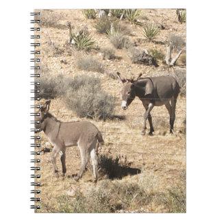 Cuaderno Separado por las fronteras