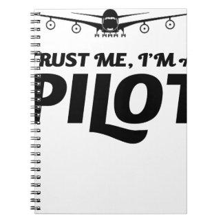 Cuaderno Soy piloto