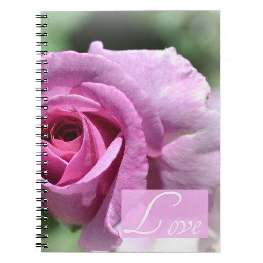 Cuaderno subió verano del amor