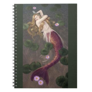 Cuaderno Sunbath