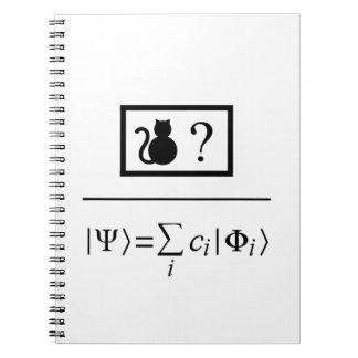 Cuaderno Superposición de Quantum