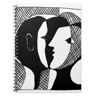 Cuaderno Susurro del amor