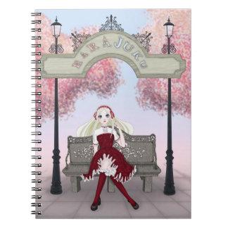 Cuaderno Sweet Harajuku