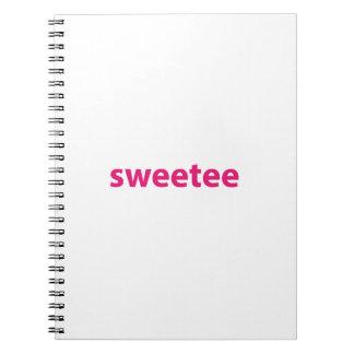 Cuaderno Sweetee
