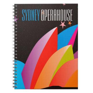 Cuaderno Sydney Opera House