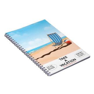Cuaderno Tarde vacaciones