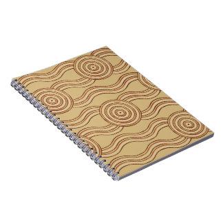 Cuaderno Tierra aborigen del arte