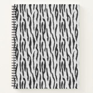 Cuaderno Tigre blanco