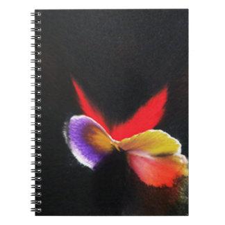Cuaderno Tintas chinas sobre papel secante + infografia