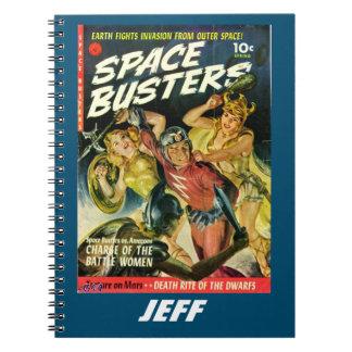 Cuaderno Tipos del espacio