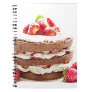 Cuaderno torta