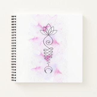 Cuaderno Trayectoria sagrada del *~* al nirvana de la