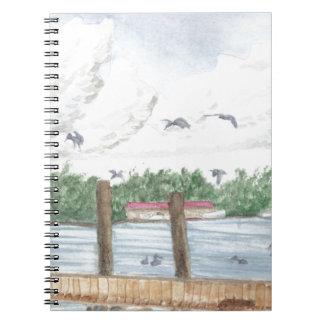 Cuaderno Última hora de la tarde