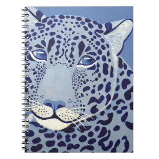 Cuaderno ultramarino de Jaguar