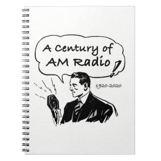 Cuaderno Un siglo de radio de la